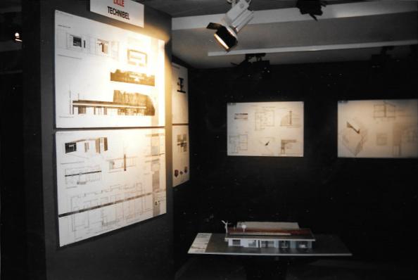 Remise de prix à l'Espace ELEC au CNIT le 28 avril 1998