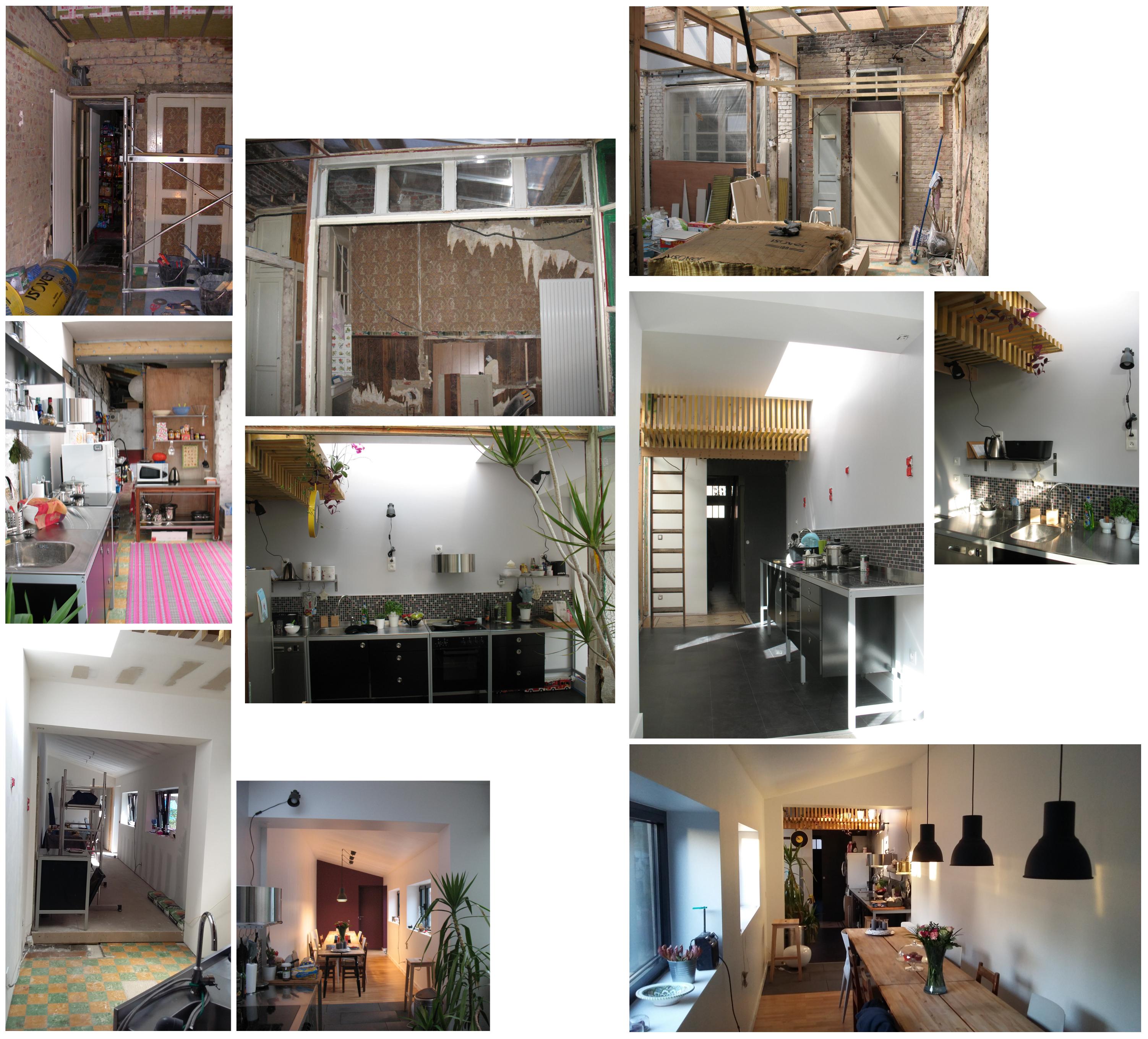 Ilot Central Cuisine Sans Cuisson Et Evier ~ 1 Cuisine S Installe A Z Architectes