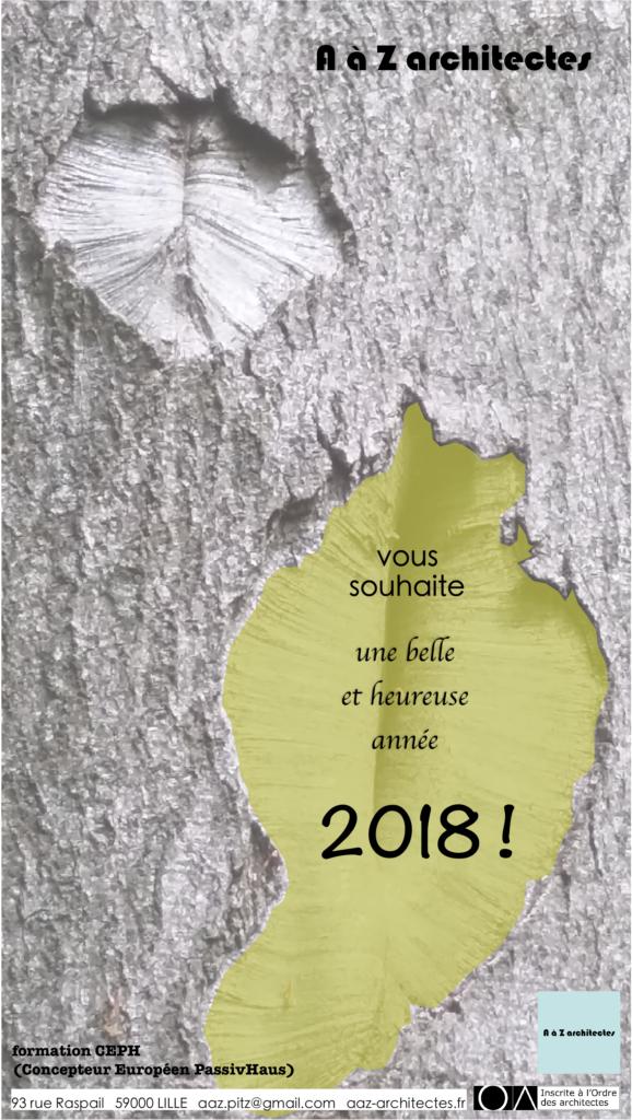 AàZ 2018!