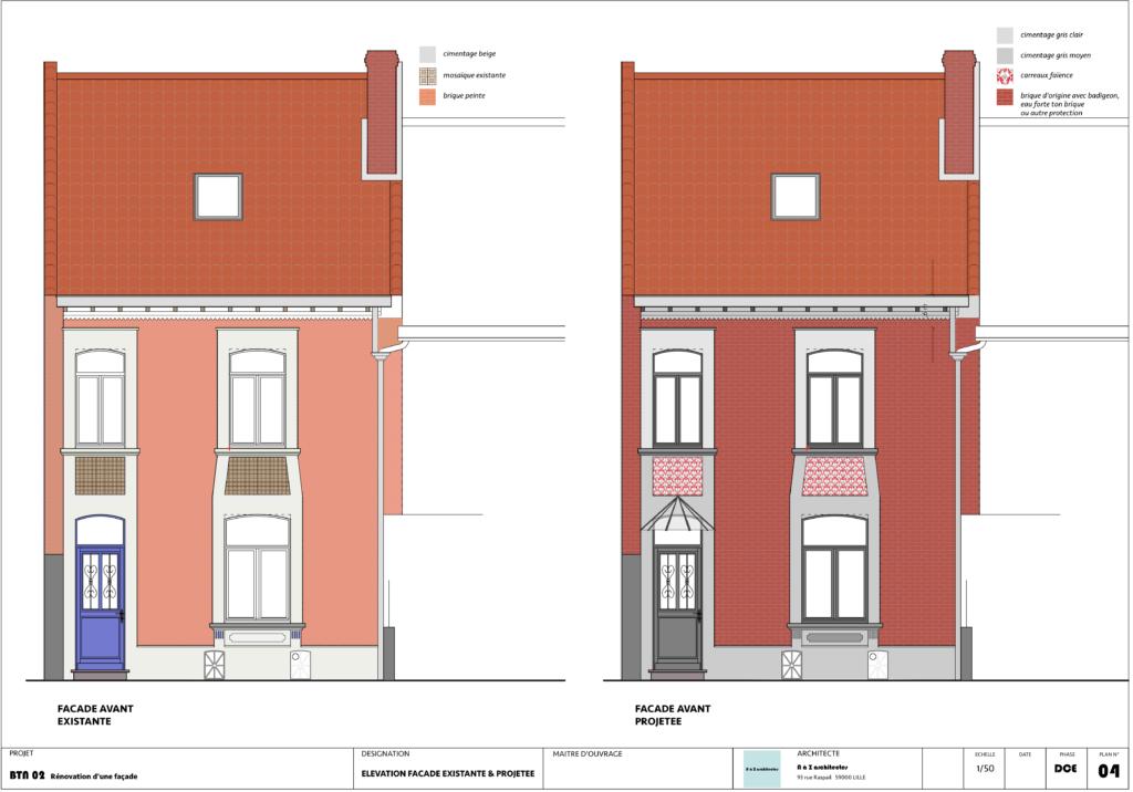 AàZ architectes-BTN 02 façades