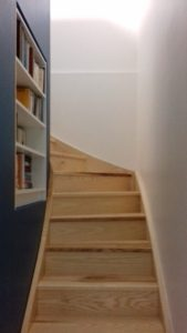 AàZ architectes HLM 01 niche escalier