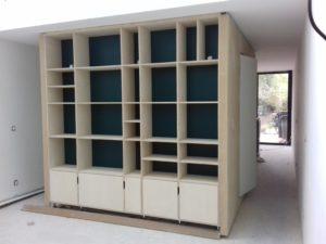 AàZ architectes LIL 07 bibliothèque